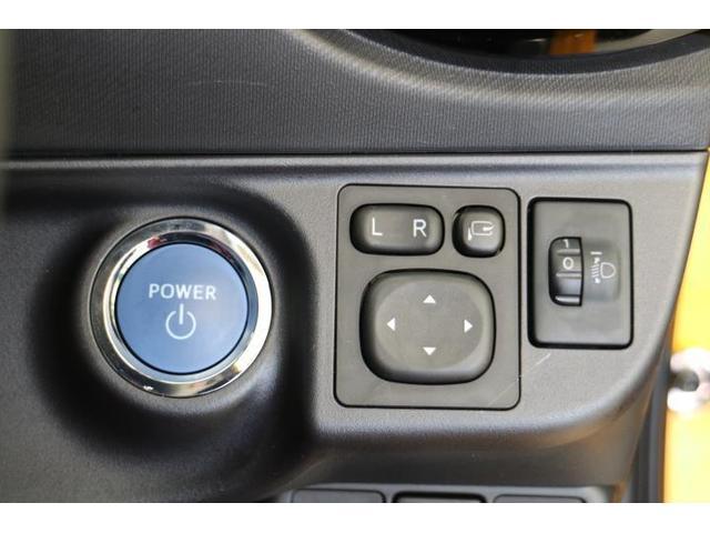 トヨタ アクア S 純正SDナビ バックモニター ETC スマートキー