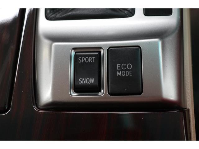 ■エコモード■加速をマイルドに制御して、低燃費と地球に優しいドライブを実現させます!