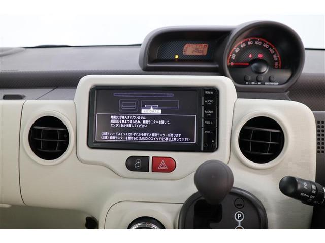 純正ナビ【型式NSCP-W64】最近主流のメモリーナビ。HDDナビより読み書き速度が速く、振動にも強いというメリットがあります!CD・ワンセグ対応♪