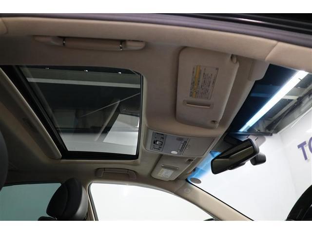 LS460 バージョンC Iパッケージ /サンルーフ 本革シート HDDナビ フルセグTV シートヒーター ワンオーナー AW スマートキー バックカメラ ETC クリアランスソナー 衝突安全ボディ 盗難防止システム サイドエアバッグ(5枚目)