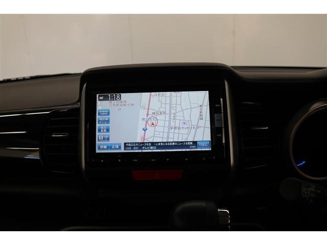 G・ターボAパッケージ /純正SDナビ バックモニター ワンセグ HIDライト ETC 両側電動スライドドア 衝突被害軽減ブレーキ 純正アルミ スマートキー(5枚目)