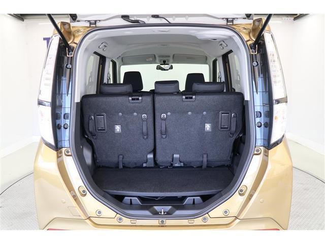 X S 衝突被害軽減ブレーキ 左リヤ電動スライドドア スマートキー 純正CD アイドリングストップ 両側スライド・片側電動 衝突安全ボディ 衝突防止システム 盗難防止システム ウォークスルー(13枚目)