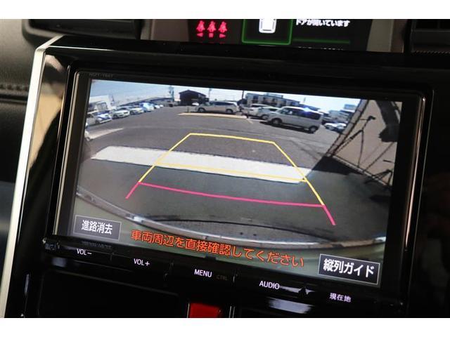カスタムG S 純正9インチナビ バックモニター フルセグ 両側電動スライドドア タイヤ4本新品交換済み ETC 純正アルミ スマートキー アイドリングストップ 衝突安全ボディ 衝突防止システム SDナビ(6枚目)