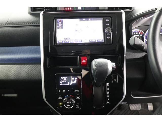 カスタムG S 衝突被害軽減ブレーキ 純正ナビ バックモニター ワンセグ LEDライト ETC 両側電動スライドドア 純正アルミ スマートキー アイドリングストップ アルミホイール 衝突安全ボディ SDナビ(5枚目)