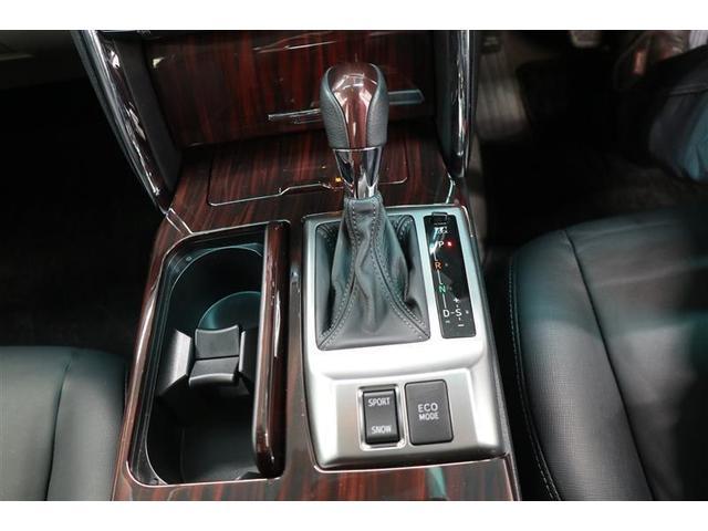 250G リラックスセレ・ブラックレザーリミテッド 本革シート 純正SDナビ バックモニター ワンセグ HIDライト ETC 純正アルミ シートヒーター スマートキー プッシュ式スタート(12枚目)