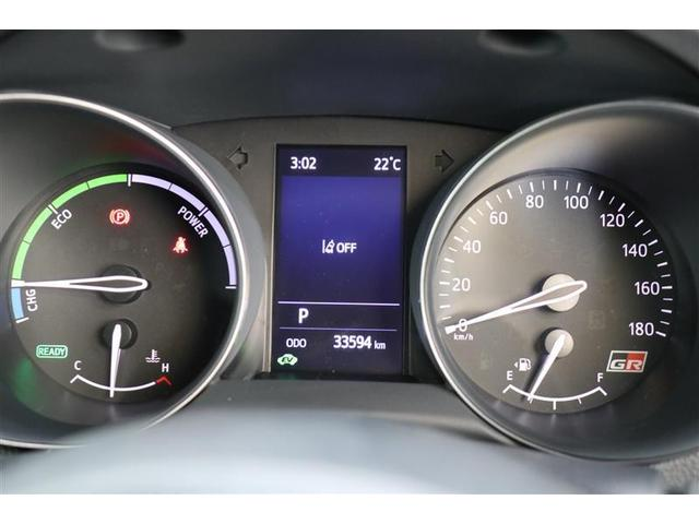 S GRスポーツ 衝突被害軽減ブレーキ ディスプレイオーディオ バックモニター LEDライト 純正アルミ ETC ワンオーナー車(19枚目)