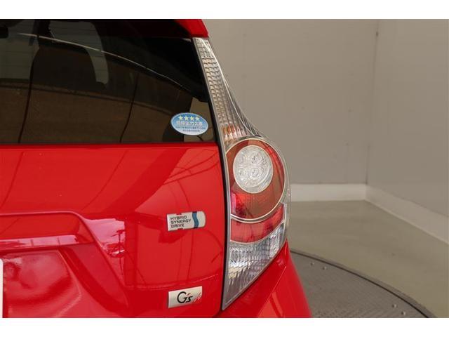 G G's 純正HDDナビ バックモニター フルセグ シートヒーター 純正アルミ ワンオーナー車 スマートキー プッシュ式スタート(23枚目)