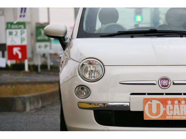 「フィアット」「フィアット 500」「コンパクトカー」「茨城県」の中古車3