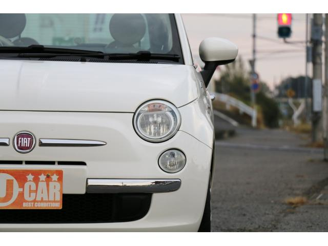 「フィアット」「フィアット 500」「コンパクトカー」「茨城県」の中古車4