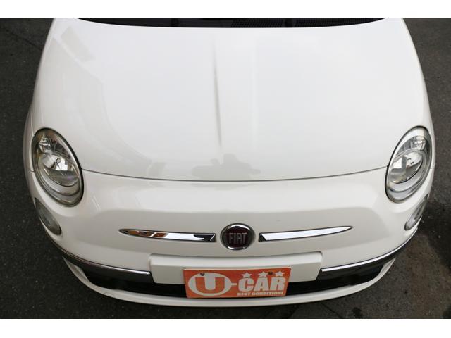 「フィアット」「フィアット 500」「コンパクトカー」「茨城県」の中古車7