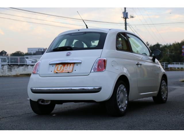 「フィアット」「フィアット 500」「コンパクトカー」「茨城県」の中古車9