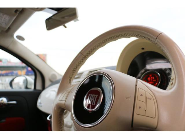 「フィアット」「フィアット 500」「コンパクトカー」「茨城県」の中古車27