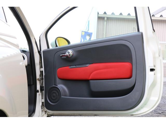 「フィアット」「フィアット 500」「コンパクトカー」「茨城県」の中古車36