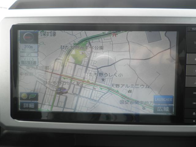G SA 純正ナビ、TV 両側オートドア(4枚目)