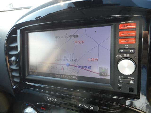 15RX Vセレクション 純正ナビ、TV、バックモニター(4枚目)