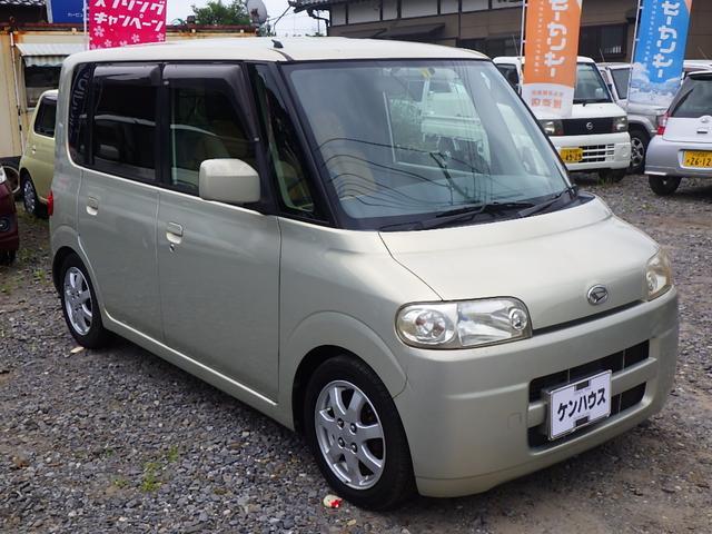 「ダイハツ」「タント」「コンパクトカー」「茨城県」の中古車4