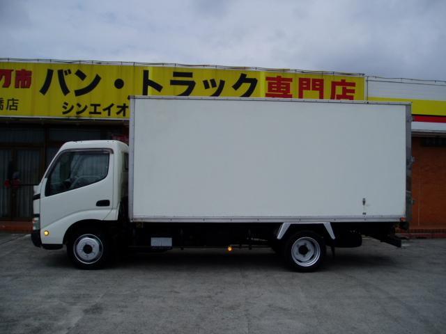 2t ロング 保冷車(17枚目)
