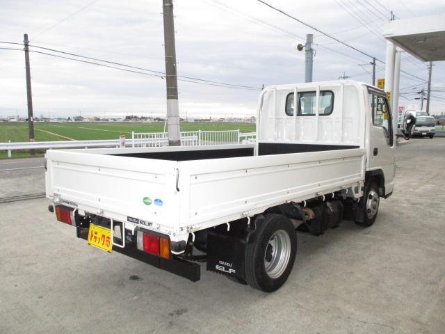 いすゞ エルフトラック 1.5t フルフラットロー オートマ車