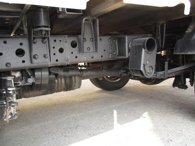 三菱ふそう キャンターガッツ 1.15t Wキャブ 垂直パワーゲート 4WD