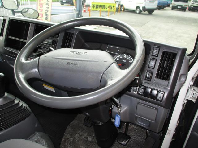 3t フルフラットロー 4WD 4ナンバー(8枚目)