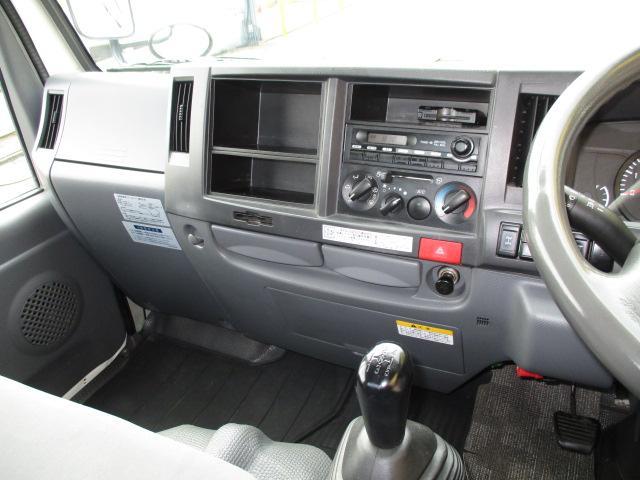 3t フルフラットロー 4WD 4ナンバー(9枚目)