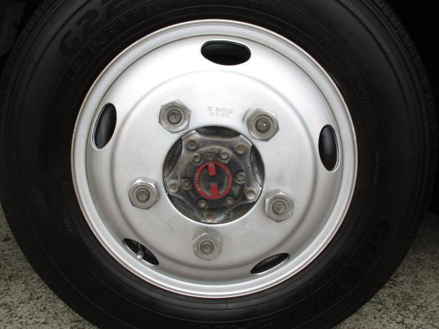 3t フルフラットロー 4WD 4ナンバー(15枚目)