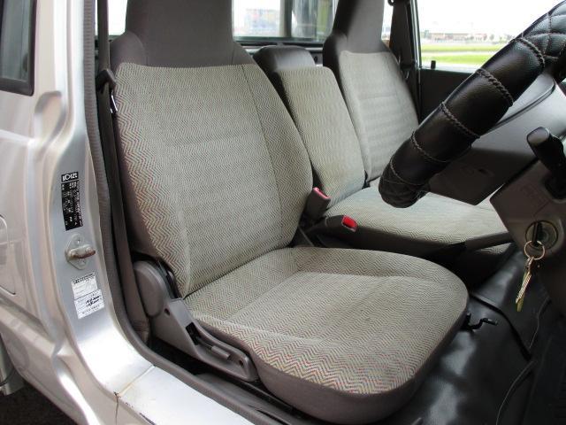 0.75t シングルジャストロー カーテン幌 4WD(8枚目)