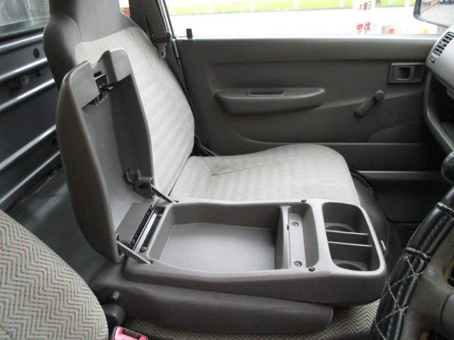 0.75t シングルジャストロー カーテン幌 4WD(12枚目)
