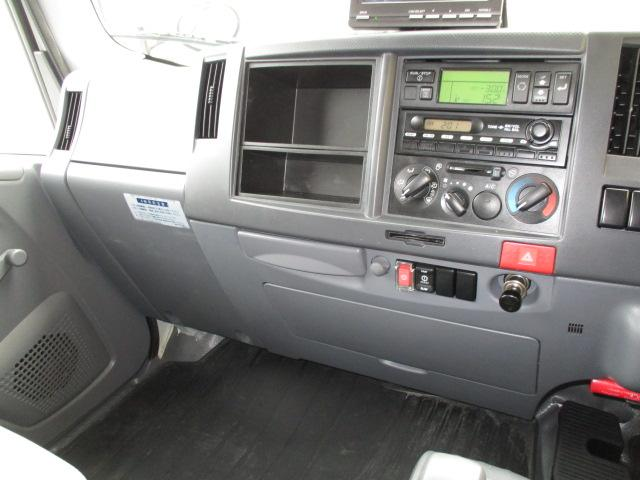 2t ロング 冷蔵冷凍 4WD オートマ車(16枚目)