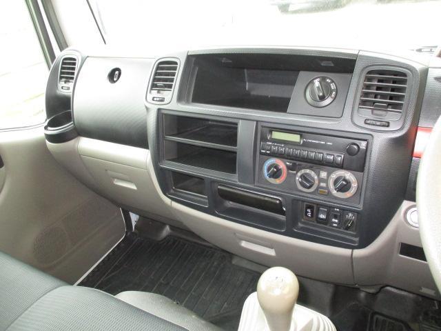 1.25t フルスーパーロー 保冷車 4WD(10枚目)