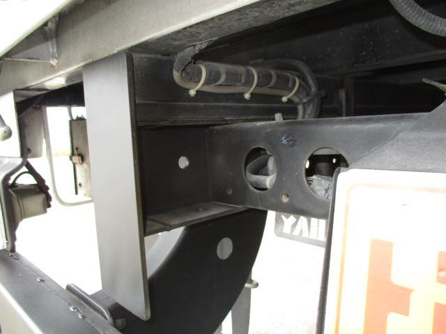 2t ワイド ロング 電動幌ウイング アルミブロック バックカメラ ラッシングレール1段(26枚目)