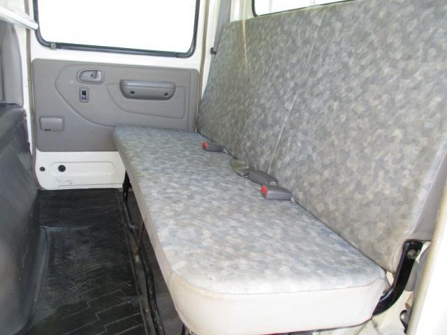 2t Wキャブ ロング フルジャストロー 4WD リアヒーター 全席パワーウインドー 4WD切り替え式(9枚目)