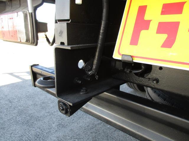 2t Wキャブ ロング フルジャストロー 4WD リアヒーター 全席パワーウインドー 4WD切り替え式(22枚目)