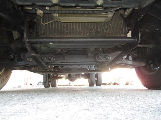 2t Wキャブ ロング フルジャストロー 4WD リアヒーター 全席パワーウインドー 4WD切り替え式(25枚目)