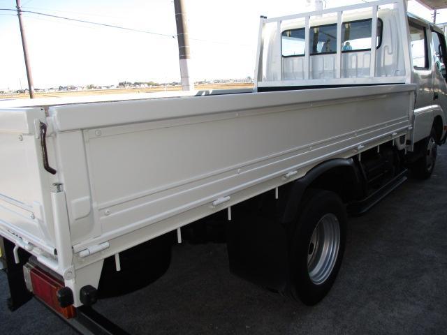 2t Wキャブ ロング フルジャストロー 4WD リアヒーター 全席パワーウインドー 4WD切り替え式(33枚目)