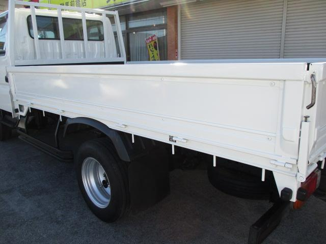 2t Wキャブ ロング フルジャストロー 4WD リアヒーター 全席パワーウインドー 4WD切り替え式(34枚目)