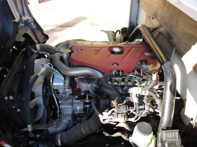 2t セミロング フルジャストロー 4WD ナビ ETC 4WD切り替え式 両側電格ミラー 車両総重量5t未満(4枚目)