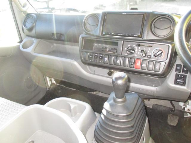 2t セミロング フルジャストロー 4WD ナビ ETC 4WD切り替え式 両側電格ミラー 車両総重量5t未満(11枚目)