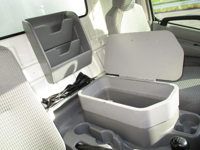 4t ワイド ロング 保冷車 バックカメラ 左スライドドア リア三枚観音 ラッシングレール2段(12枚目)