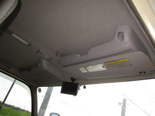4t ワイド ロング 保冷車 バックカメラ 左スライドドア リア三枚観音 ラッシングレール2段(15枚目)