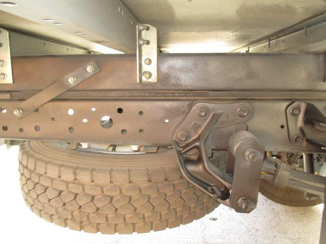 4t ワイド ロング 保冷車 バックカメラ 左スライドドア リア三枚観音 ラッシングレール2段(21枚目)