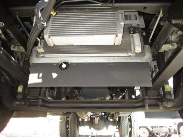 4t ワイド ロング 保冷車 バックカメラ 左スライドドア リア三枚観音 ラッシングレール2段(25枚目)