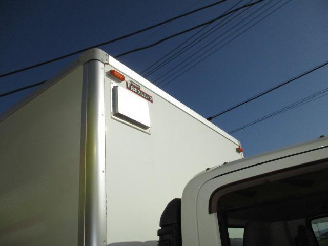 4t ワイド ロング 保冷車 バックカメラ 左スライドドア リア三枚観音 ラッシングレール2段(37枚目)