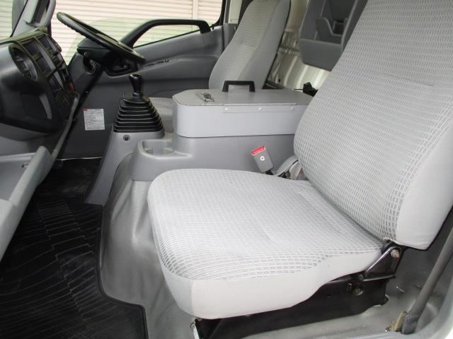 4t ワイド ロング 保冷車 アルミバン パネルバン バックカメラ 左スライドドア リア三枚観音 ラッシングレール2段(11枚目)