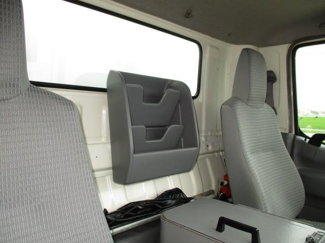 4t ワイド ロング 保冷車 アルミバン パネルバン バックカメラ 左スライドドア リア三枚観音 ラッシングレール2段(15枚目)