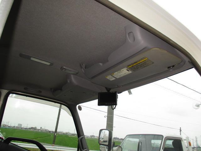 4t ワイド ロング 保冷車 アルミバン パネルバン バックカメラ 左スライドドア リア三枚観音 ラッシングレール2段(16枚目)