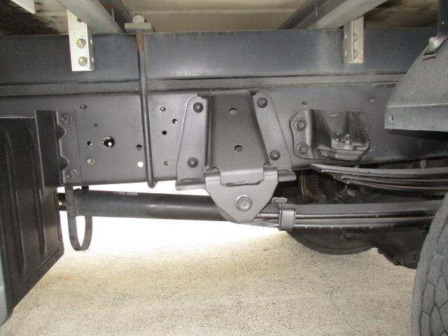 4t ワイド ロング 保冷車 アルミバン パネルバン バックカメラ 左スライドドア リア三枚観音 ラッシングレール2段(21枚目)