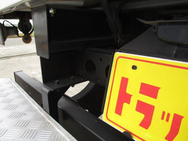 4t ワイド ロング 保冷車 アルミバン パネルバン バックカメラ 左スライドドア リア三枚観音 ラッシングレール2段(23枚目)
