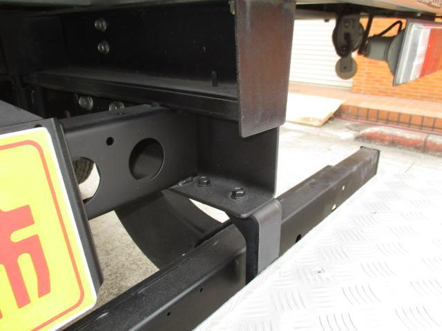 4t ワイド ロング 保冷車 アルミバン パネルバン バックカメラ 左スライドドア リア三枚観音 ラッシングレール2段(24枚目)