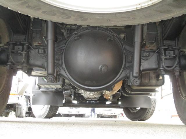 4t ワイド ロング 保冷車 アルミバン パネルバン バックカメラ 左スライドドア リア三枚観音 ラッシングレール2段(25枚目)